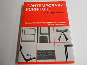 Contemporary Furniture (English And German Edition)