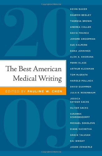 The Best American Medical Writing 2009