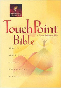 Touchpoint Bible: God'S Word At Your Point Of Need (New Living Translation)