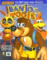 Banjo-Tooie: The Official Nintendo Player'S Strategy Guide