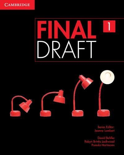 Final Draft Level 1 Student'S Book