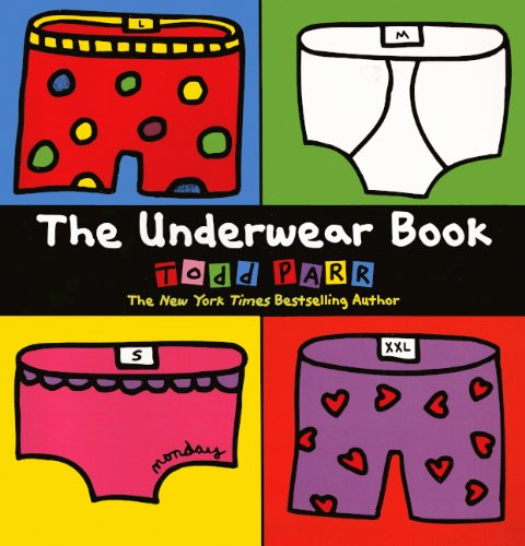 The Underwear Book (Turtleback School & Library Binding Edition)