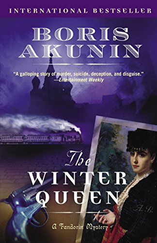 The Winter Queen: A Novel (An Erast Fandorin Mystery)