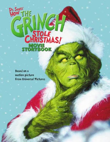 How The Grinch Stole Christmas! Movie Storybook