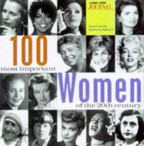 100 Most Important Women Of The 20Th Century