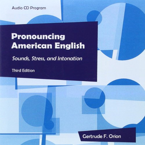 Pronouncing American English Audio Cds (10)