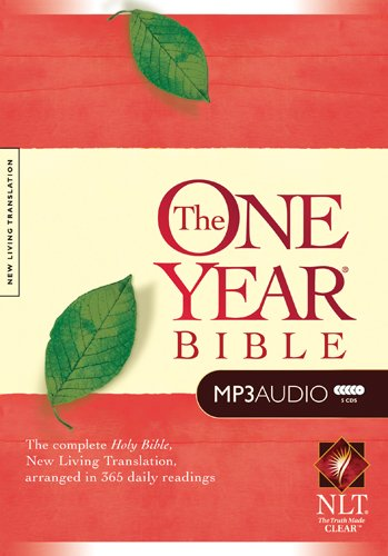 The One Year Bible Nlt, Mp3