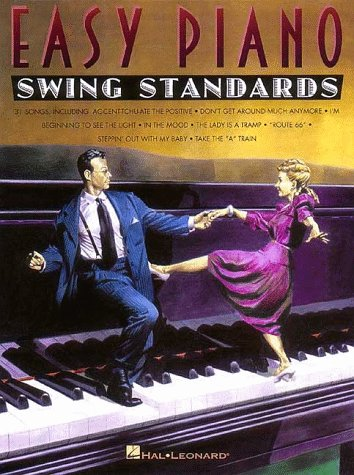 Swing Standards Easy Piano