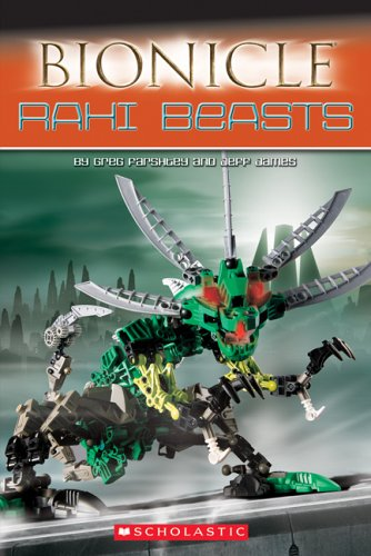Rahi Beasts (Bionicle)