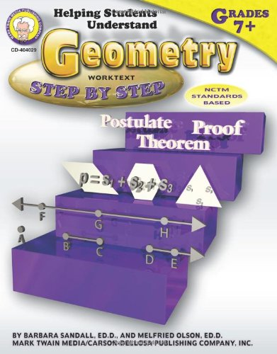 Helping Students Understand Geometry, Grades 7+