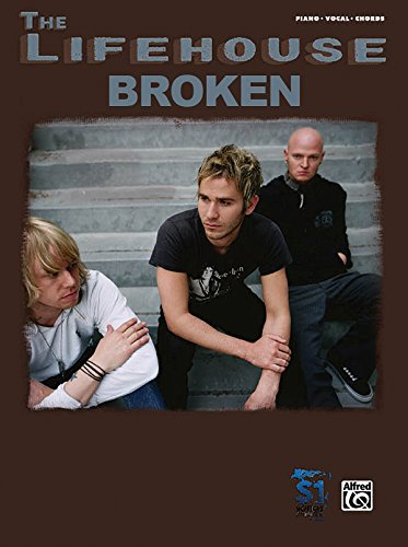 Lifehouse Songbook: Piano/Vocal/Chords