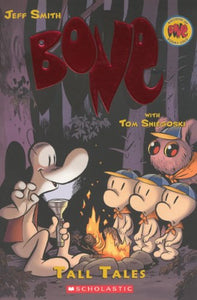 Tall Tales (Turtleback School & Library Binding Edition) (Bone Reissue Graphic Novels (Paperback))