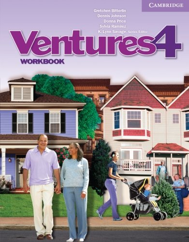 Ventures Level 4 Workbook