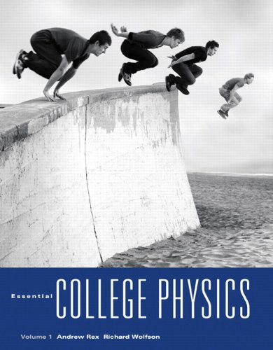 Essential College Physics, Volume 1, With Mastering Physics