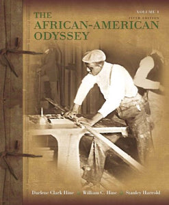 African-American Odyssey, The, Volume 1 (5Th Edition)