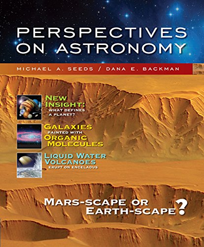 Perspectives On Astronomy, Media Edition (With Cengagenow, Virtual Astronomy Labs Printed Access Card) (Available 2010 Titles Enhanced Web Assign)