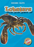 Lobsters (Paperback) (Blastoff! Readers: Oceans Alive) (Oceans Alive: Blastoff Readers, Level 2)