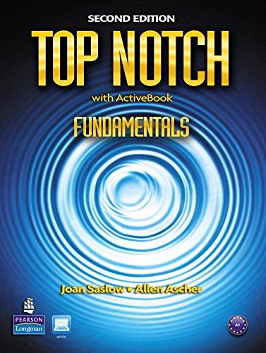 Top Notch Fundamentals With Activebook, 2Nd Edition