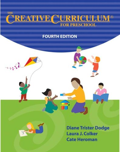 The Creative Curriculum For Preschool, 4Th Edition