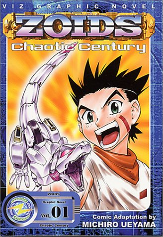 Zoids: Chaotic Century, Vol. 1