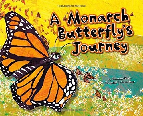 A Monarch Butterfly'S Journey (Follow It!)