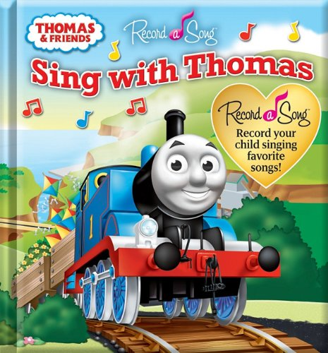 Thomas And Friends: Sing With Thomas: Record A Song (Thomas & Friends)