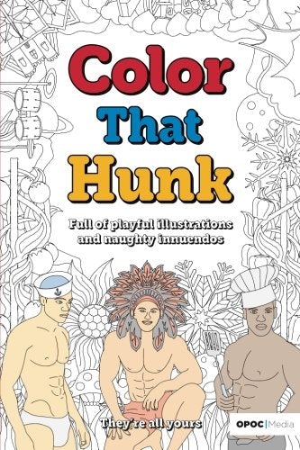 Color That Hunk (Volume 1)