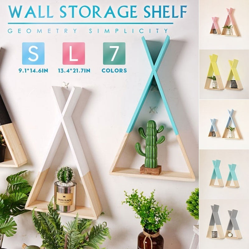 Nordic Style Tent Shelf | Free Shipping Over $50