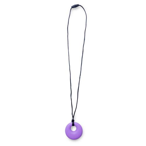 Round Pendant Teething Necklace | Free Shipping Over $50