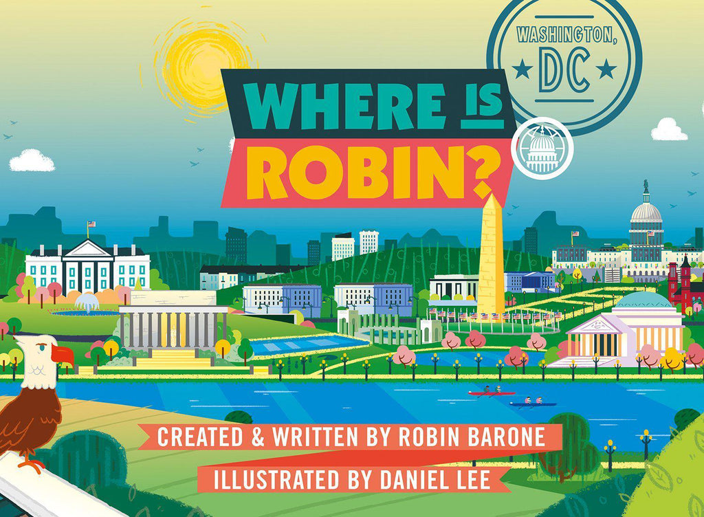 Where is Robin? Washington, DC | Free Shipping Over $50