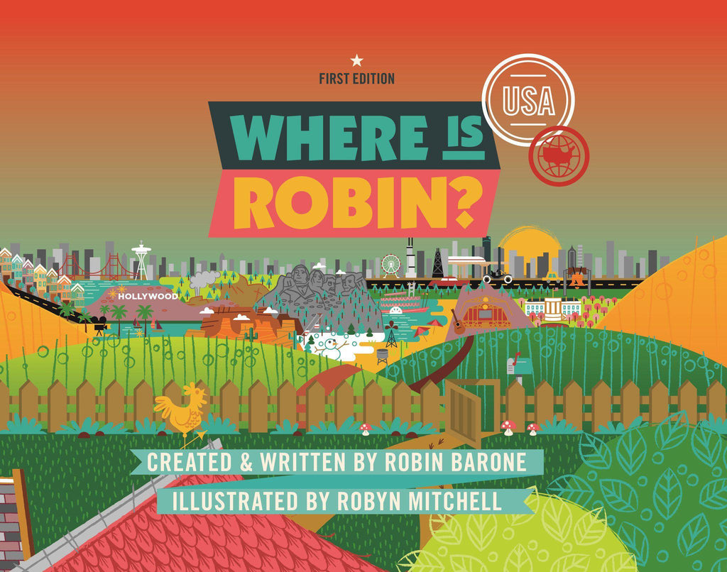 Where is Robin? USA | Free Shipping Over $50