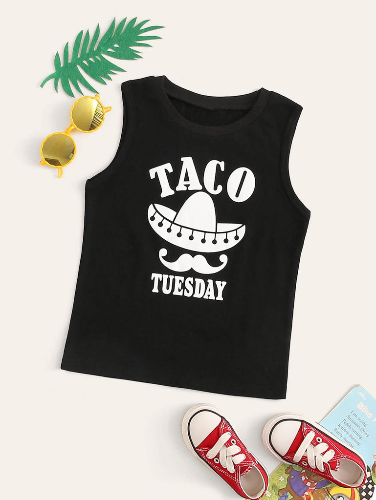 Taco Tuesday Tank | Free Shipping Over $50