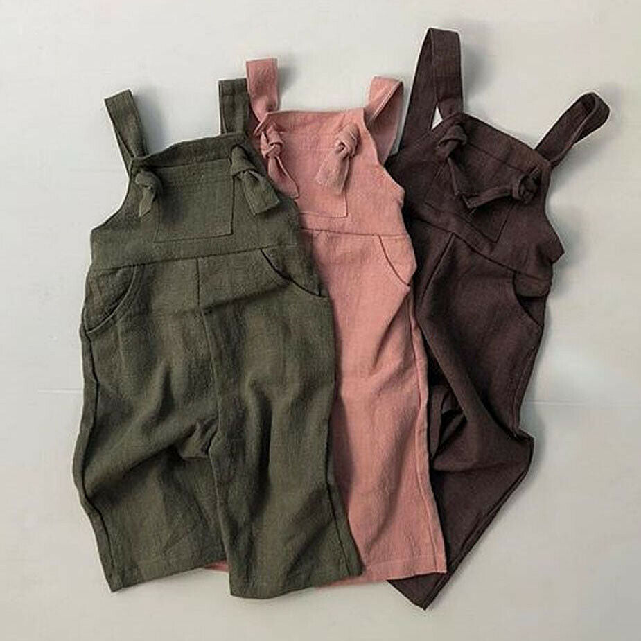 Double Knot Overall with Front Pockets | Free Shipping Over $50