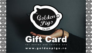 Golden Pigs Gift Card