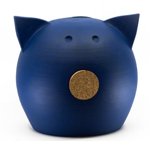 "Chalk Collection Large ""DONAUBLAU 2020"" Piggy Bank For Kids & Adults 