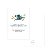 Invitation Card Insert