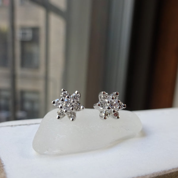 The Perfect Diamond Earrings