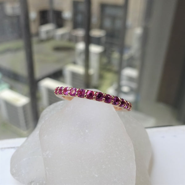 The Pink Sapphire Band