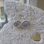 Whimsical Infinity Necklace
