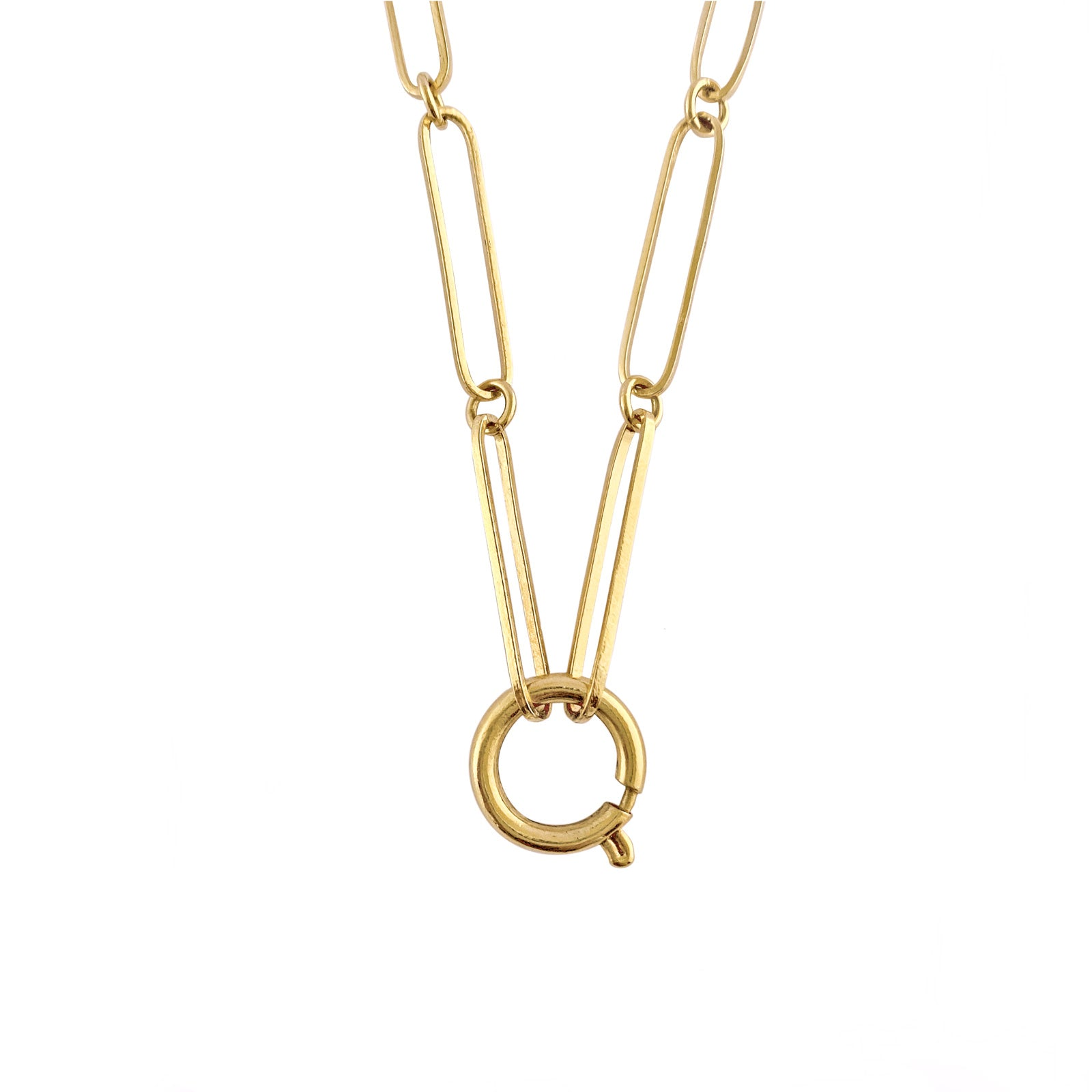 MYSTIC CHAIN GOLD PLATED
