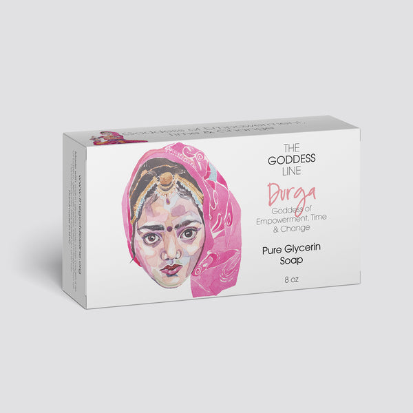 Durga Glycerin Bar Soap