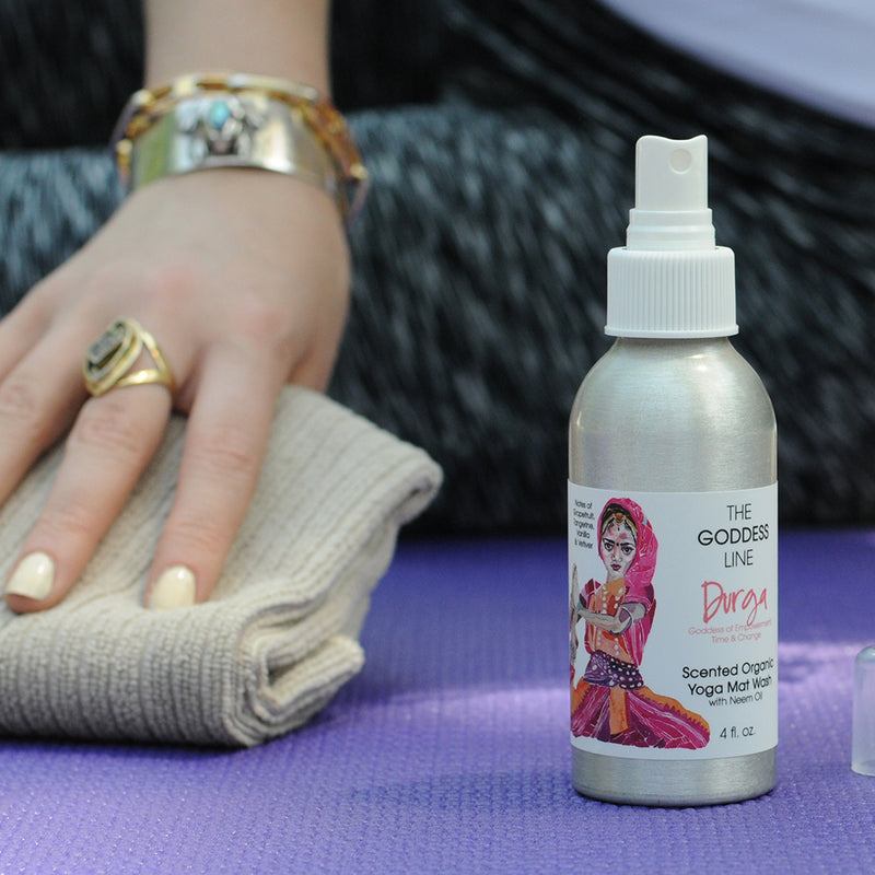 Durga Yoga Mat Wash