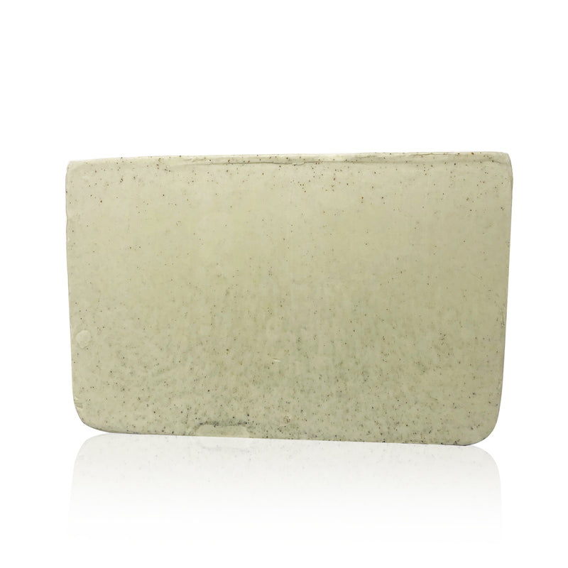 French Green Clay and Organic Cardamom Treatment Bar
