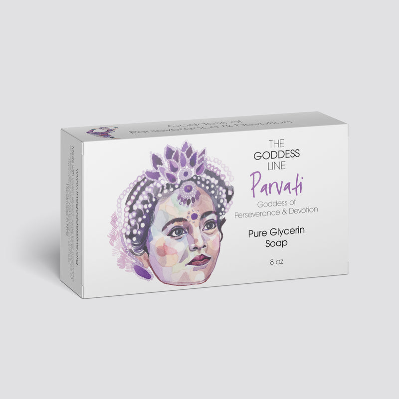 Parvati Glycerin Bar Soap