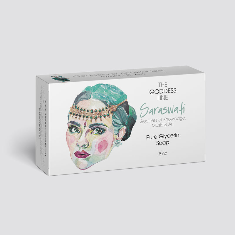 Saraswati Glycerin Bar Soap
