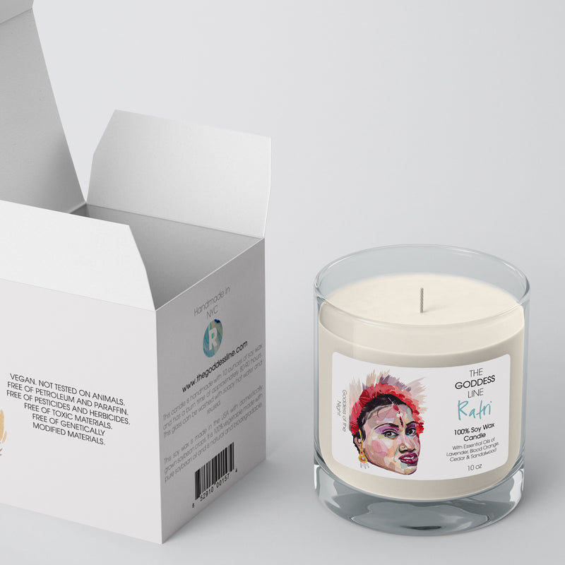 Ratri Candle