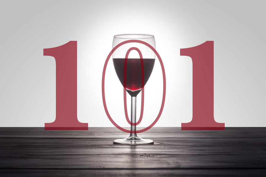 Wine Facts 101