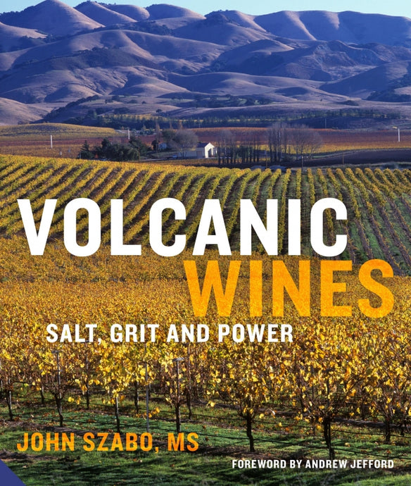 Wine Book, Volcanic Wines