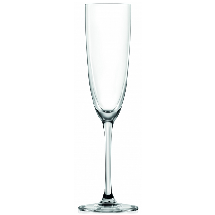 LUCARIS Temptation Champagne Fluted Stemware Glasses (4 pack)