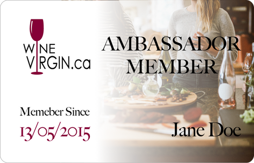 Wine Virgin Ambassador Memberships